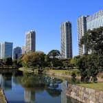 Hamarikyuu Gardens, Tokyo