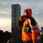 Highest point in Japan