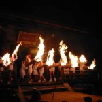 Oni Matsuri held in February each year. Takisan-ji is worth a visit any time of the year.